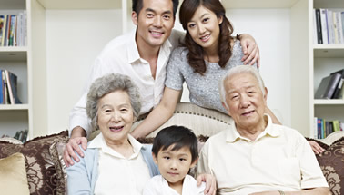 Asian American Family-Vision Statement